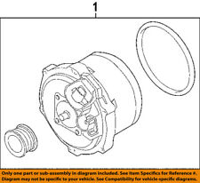 LAND ROVER OEM 10-13 Range Rover Sport-Alternator LR065246