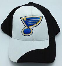 super popular b793b e119f NHL St. Louis Blues Oshie  74 Adult Structured Adjustable Fit Cap Hat  Beanie NEW