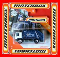 MATCHBOX 2020   GARBAGE KING   20/100    NEU&OVP