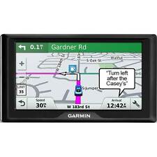 "New Garmin Drive 61 LMT-S 6.1"" GPS with Lifetime Map Updates, Lifetime Traffic"