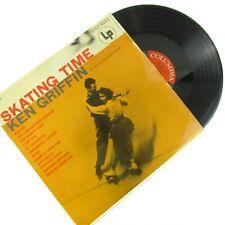 Skating Time Ken Griffin LP Wurlitzer Organ CL 610 Favorite American Songs