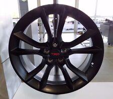 """Toyota 86 FR-S TRD 18"""" Alloy Black Wheel Set (4) Genuine OEM OE"""