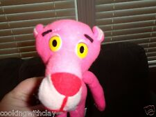 Vintage Toy 1994 Ace Pink Panther Collectible Plush Doll Figure