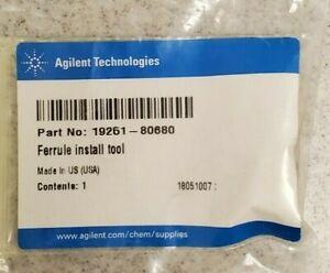 Agilent 19251-80680 Column ferrule installation tool