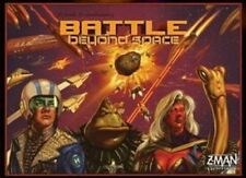 Battle Beyond Space Board Game by Z-Man Games ZMG70860
