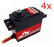 4X JX PDI-6221MG 20KG Large Torque Digital Coreless Servo For RC Model