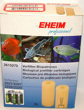 EHEIM * PROFESSIONEL biological prefilter cartridges*2 x 2615270