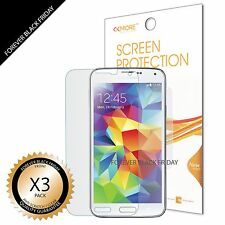 3x Anti-Scratch HD Clear Screen Protector For Samsung Galaxy S5