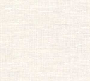 """10 Rollen Tapete """" Essentials  """" Vliestapete 280312 2803-12 Weiß (P3)"""
