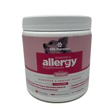 New listing Dog Allergy Relief 4g 90 Count + Dog Immune Support Anti Itch Seasonal Allergies