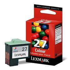 Cartouches d'encre tricolore Lexmark pour imprimante avec offre groupée