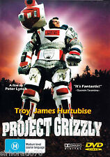 PROJECT GRIZZLY  DVD All Zone
