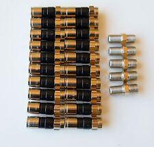 Lot of 20 PPC EX6XL PLUS quad seal + 5 PPC 3 Ghz Barrel Connectors