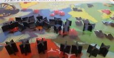 risk board game 1986 spare parts. Black army pieces