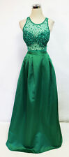 WINDSOR EMERALD 2 Pieces Prom Evening Gown M- $270 NWT