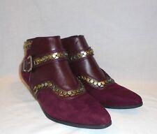 Free People Women's Valor Vegan Ankle Boot Retail $148 size 6