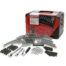 Craftsman 320PC Mechanics Tool Set with 3 Drawer Tool Box Chest Garage 320 Piece