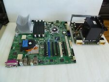 DELL T7500 0D881F INTEL XEON CPU E5520 MOTHERBOARD + 0H236F RISER CARD CPU E5520