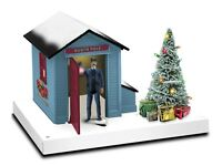 LIONEL 6-82735 PLUG-EXPAND-PLAY THE POLAR EXPRESS CONDUCTOR GATEMAN  BRAND NEW