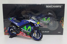 1 12 Minichamps Yamaha Yzr-m1 Practice Moto GP Sepang Rossi 2016