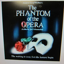 PhantomOfThe Opera London Cast QRS Pianomation CD