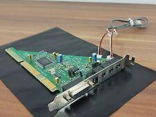 16 Bit Isa Soundkarte Aztech Multi Media Pro 16 III PnP + 6/9V Ausgang Vintage