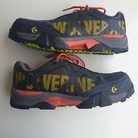 Wolverine EPX Mens Size US9.5 Lightning Carbon Toe Safety Work Shoe