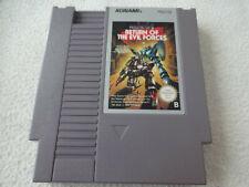 Probotector II Return of the evil Forces NES Nintendo Spiel nur das Modul