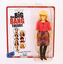 "BBP The Big Bang TheoryDr. Bernadette Maryann Rostenkowski-Wolowitz8"" Figure"