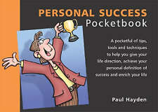 The Personal Success Pocketbook (The Pocketbook), Hayden, Paul, Very Good Book