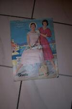 Quelle Sommer Angebot Katalog-Beilage gültig 1.5.-1.9.1958 Bestellschein