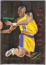 1997-98 Z-FORCE SUPER BOSS: KOBE BRYANT #3 EMBOSSED INSERT 11x ALL-NBA 1st TEAM