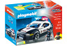 Playmobil  5673 COCHE DE POLICIA CON LUCES - POLICE CAR  Nuevo New