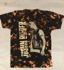 Justin Bieber 2014 Concert T Shirt
