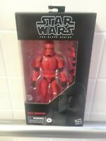 Star Wars The Black Series 6 Inch Sith Trooper 2019 Figure In Hand GLOBAL Ship
