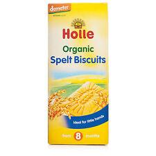 HOLLE Organic Spelt Biscuits 150 g 5.3 oz