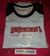 T-SHIRT WOLFENSTEIN II THE NEW COLOSSUS TAILLE M SIZE M NEUF NEW