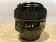 Yongnuo 35mm 2.0 DSLR Camera Lens for Nikon