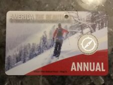 America the Beautiful the National Parks Pass | Expires June 2021