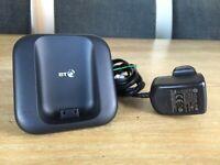 BT 3960 Additional Handset Charger & Genuine Power Supply