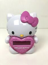 HELLO KITTY KT2064 AM FM Projection Alarm Clock Radio