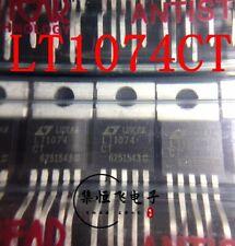 2pcs LT1074CT TO-220-5 New