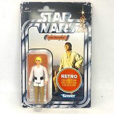 "Star Wars Kenner Retro Collection - Luke Skywalker 3.75"" Action Figure - Hasbro"
