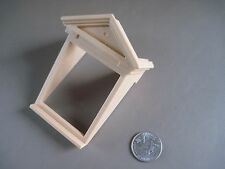 Dormer Window Frame Playmobil 5300 5305 Victorian Dollhouse Part EUC