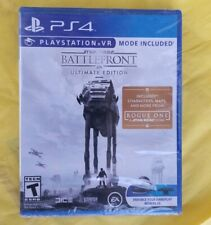 Star Wars: Battlefront Ultimate Edition Sony PlayStation 4 PS4 New Sealed