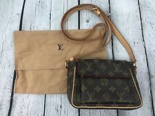LOUIS VUITTON Viva Cite PM Monogram Shoulder Bag Crossbody LV Authentic