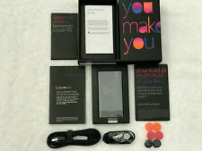 Microsoft Zune Hd Platinum 32Gb Mp3 Wma Wav Aac Audio Video Media Player Newwwww