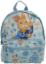 Trade Mark Collections PETER RABBIT MINI ROXY BACKPACK - LIGHT BLUE Kids BN