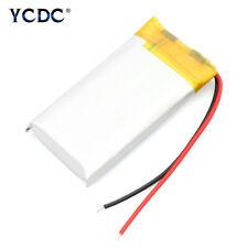 mini 602040 li-ion battery 3.7v 500mah for gps mp3 mid psp bluetooth speaker 0B