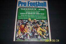 1968 Pro Football GREEN BAY Packers BART STARR No Label JETS CAN WIN Joe NAMATH